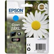 Epson 18XL Cyaan